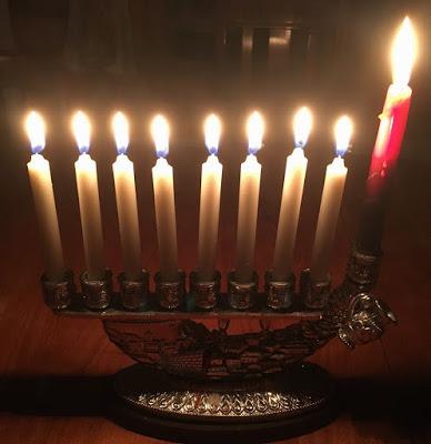 Juutalainen Kynttelikkö